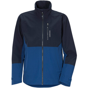 DIDRIKSONS Melker Jacket Men, navy/storm blue